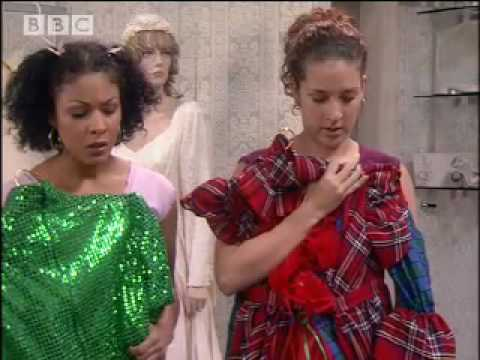 Bridesmaid hell - Two Pints of Lager - BBC comedy