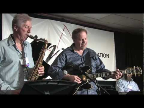"Dave Stryker's ""The Chaser"" featuring Bob Mintzer, live at JEN 2012"