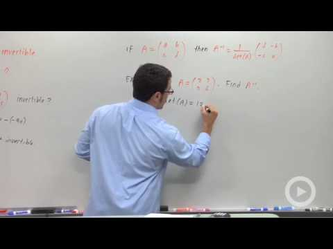 Precalculus - Multiplication of Matrices