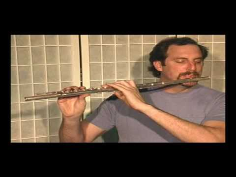 "Flute Lesson - How to play classical song ""Ode To Joy"" by Beethoven"