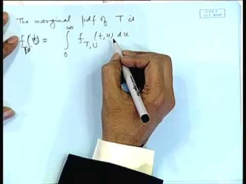 Mod-01 Lec-24 Sampling Distributions - II