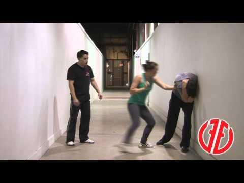 Krav Maga: Side Choke Defense: How To Fight, Real Self Defense Techniques