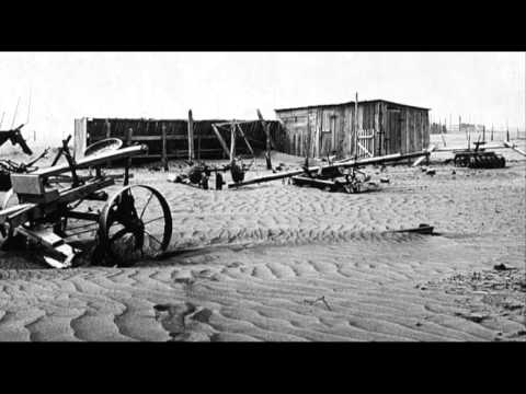 Stinging Dust and Forgotten Lives: The Dust Bowl (Dust and Farming)