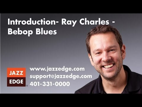 Ray Charles - Bebop Blues - Introduction