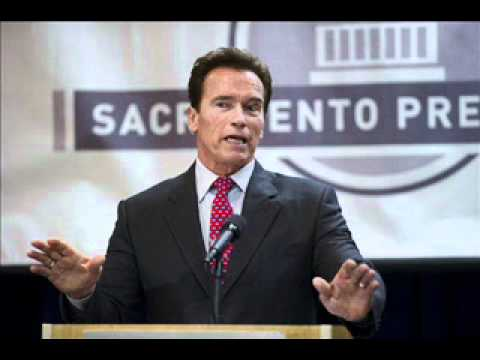 Gov. Schwarzenegger on Principles vs. Budget Needs