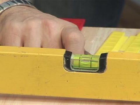 How To Operate A Precision Spirit Level