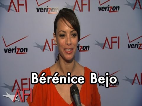 Actress Bérénice Bejo of THE ARTIST at the AFI AWARDS