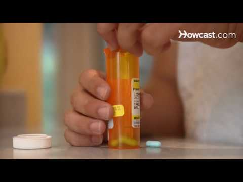 How to Store Medications