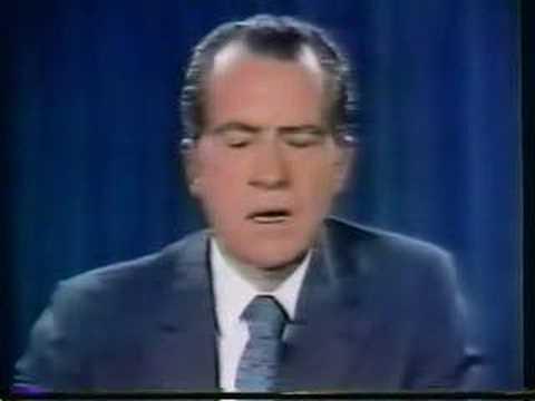 Nixon imposes wage-price freeze