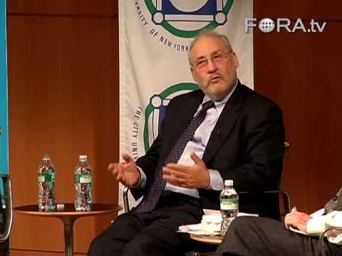 """Joseph Stiglitz - """"Market Fundamentalism Is Dead"""""""
