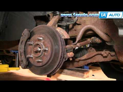 How To Install Replace Front CV Axle Ford F150 Expedition 1AAuto.com