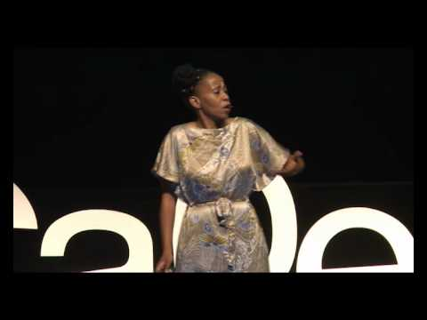Poetry is the Process: Mbali Vilakazi at TEDxCapeTown
