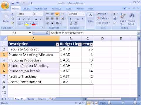 "Excel Magic Trick 889: Excel 2010 Filter Search: Easy To ""Partial Text""Filter"