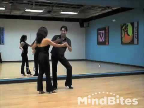 Salsa Partnerwork Technique: The Hand Toss