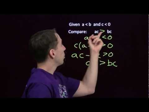 Art of Problem Solving: Basics of Inequalities Part 2