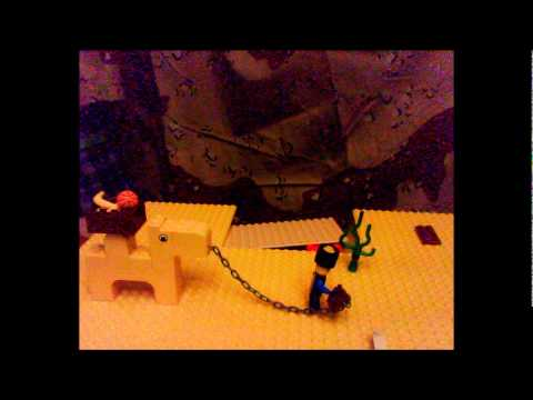 Lego Silk Road (Student Project)