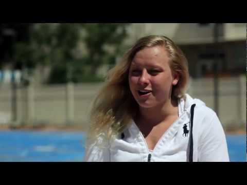 MEDAL QUEST | MEET THE ATHLETES - Swimming | Jessica Long