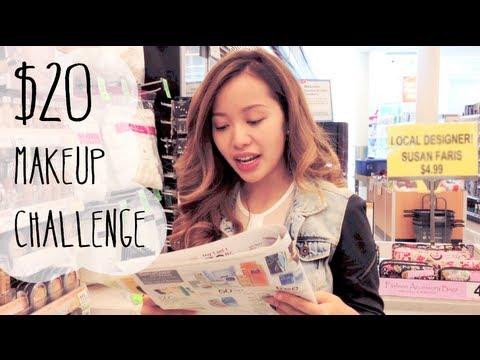 $20 Makeup Challenge Haul