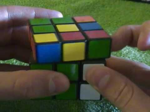 ELL/CLL TUTORIAL 2 of 3 - Orient Last Layer Corners - Rubiks  Cube DIY CUBES