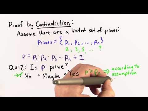 Finding Large Primes Solution - CS387 Unit 3 - Udacity