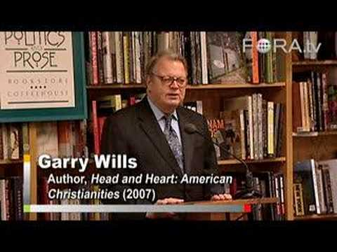 Garry Wills - Was America Founded on Christianity?