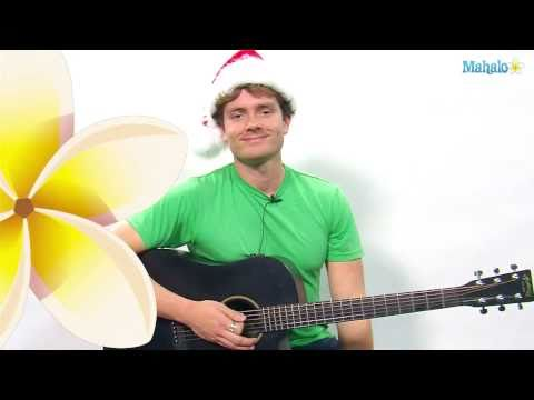How to Play The Little Drummer Boy on Guitar