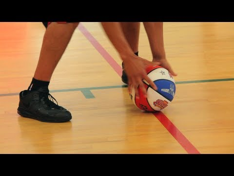 How to Play Basketball: Easy Basketball Drills / Post Player Drills