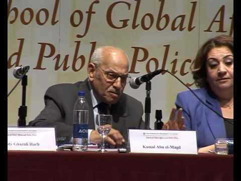 Tahrir Dialogue 6 and the Launch of The Cairo Review of Global Affairs- Part 1