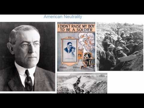 Saylor HIST212: World War One and the United States