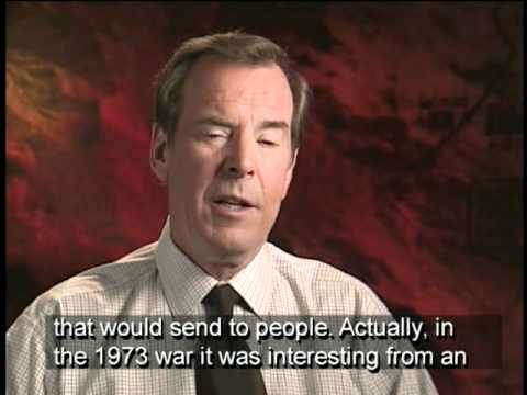 Peter Jennings on Treatment of Reporters in the Arab-Israeli War