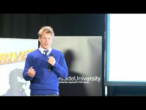 TEDxTeessideUniversity - Daniel Kolodziej - Evolution or Devolution