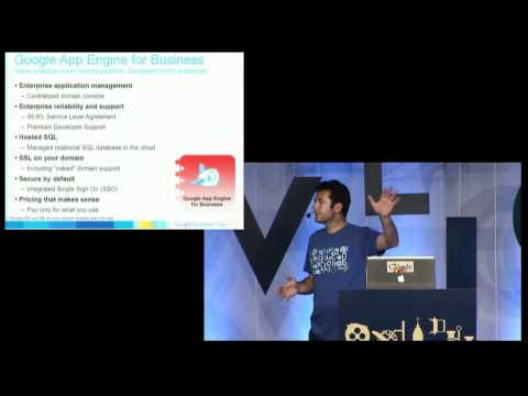 GDD-BR 2010 [1B] What's New in Google App Engine and GAE for Business