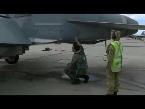 RF Alaska 11-2 Avionics Technician Corporal Cath Bookallil