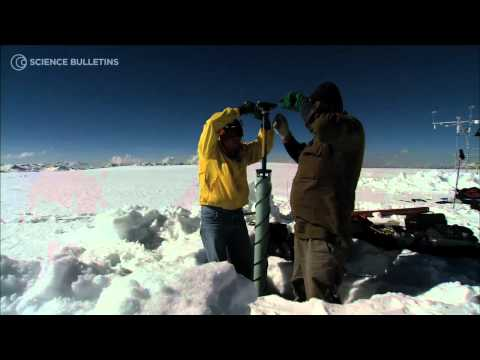 Science Bulletins: Archived in Ice—Rescuing the Climate Record