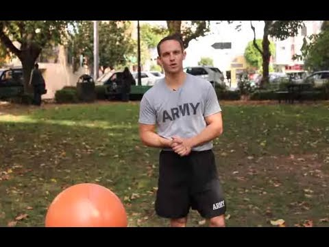 Basic Training: How to Increase Your Number of Sit-ups by 400%