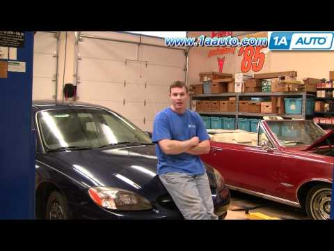 Auto Repair: Ford Taurus How To Videos Give us Your Suggestions - 1AAuto.com
