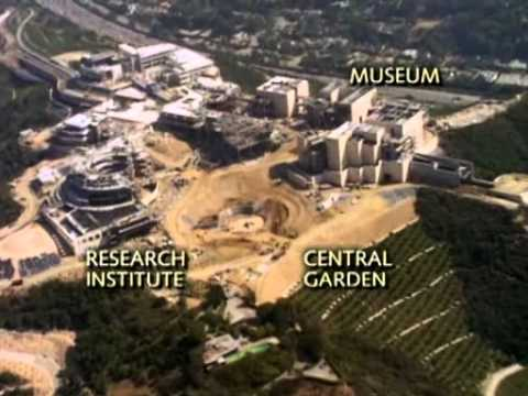 Building the Getty Center
