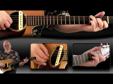 Fingerstyle Guitar Lesson - Alternating Bass
