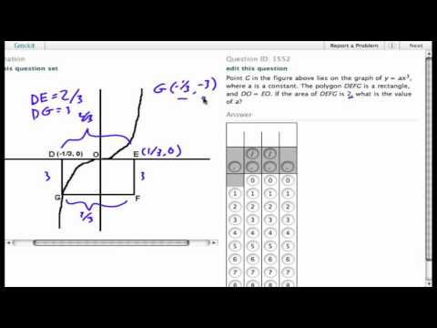 "Grockit SAT Math ""Work That Question (1552)"