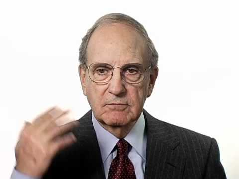 Sen. George Mitchell on Influences and Entering Politics