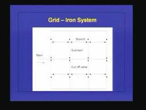 Lecture 37 Water Distribution Networks