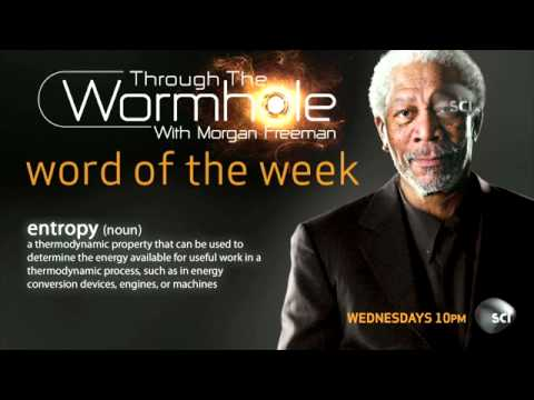 Through the Wormhole- Word of The Week | Entropy