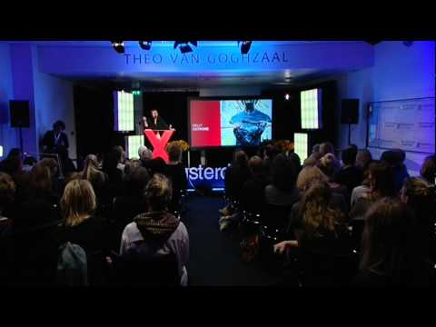 TEDxAmsterdamWomen 2011 -  Kelly Cutrone - Women of the World