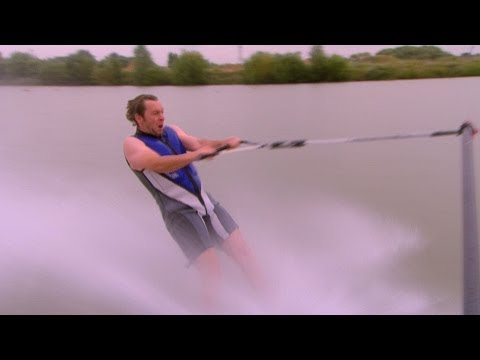 I Didn't Know That - Barefoot Waterskiing