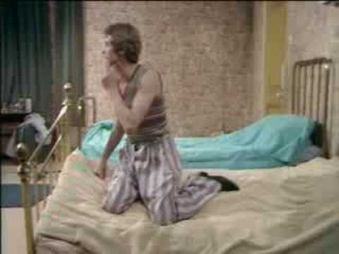 Hole in the floor - Some Mothers Do 'Ave 'Em - BBC classic comedy
