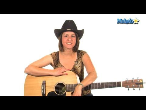 "How to Play ""9 to 5"" by Dolly Parton on Guitar"