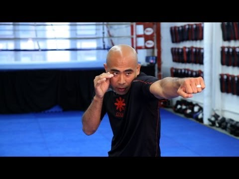 How to Throw a Jab | MMA Fighting Techniques