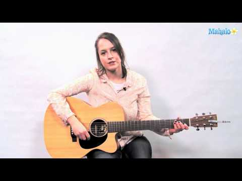 """How to Play """"Voices"""" by Chris Young on Guitar"""