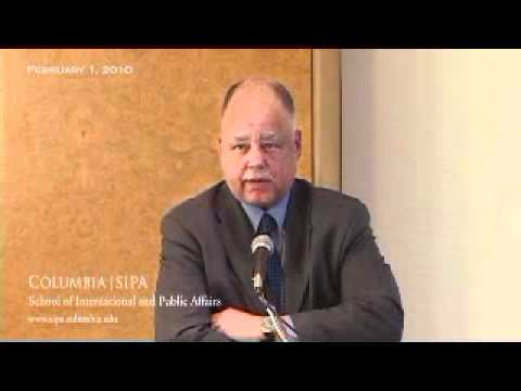 2010 David N. Dinkins Leadership and Public Policy Forum: Economic Recovery In the Cities - Pt 2