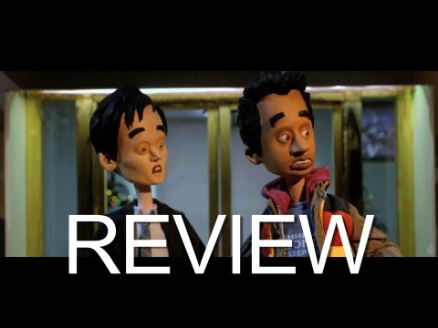 A Very Harold and Kumar 3D Christmas Trailer Review